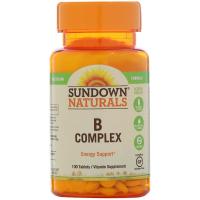 Sundown Naturals B-Complex