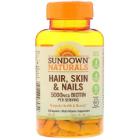 Sundown Naturals Hair, Skin & Nails