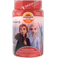 Sundown Naturals Kids Complete Multivitamin Gummies Disney Frozen II