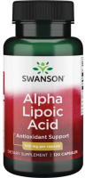 Swanson Alpha Lipoic Acid 100 mg