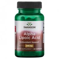 Swanson Alpha Lipoic Acid 300 mg