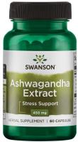 Swanson Ashwagandha Extract 450 mg
