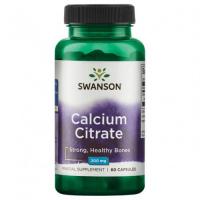 Swanson Calcium Citrate 200 mg