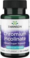Swanson Chromium Picolinate 200 mcg