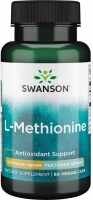 Swanson L-Methionine 500 mg