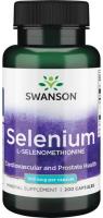 Swanson Selenium 100 mcg
