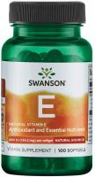 Swanson Vitamin E Natural 200 IU