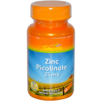 Thompson Zinc Picolinate 25 mg – Цинк Пиколинат