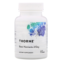 Thorne Research Basic Nutrients 2/Day