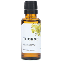 Thorne Research Vitamin D/K2 (30 мл)