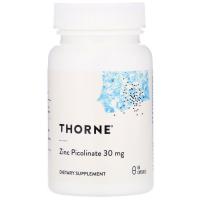 Thorne Research Zinc Picolinate 30 mg