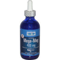 Trace Minerals Research Mega-Mag 400 mg (118 ml)