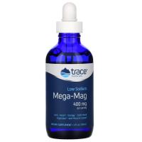 Trace Minerals Research Mega-Mag 400 mg (118 ml)