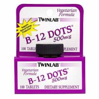 Twinlab B-12 Dots (100 таб)