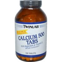 Twinlab Calcium 500 Tabs