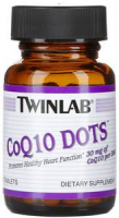 Twinlab CoQ10 Dots 30 mg
