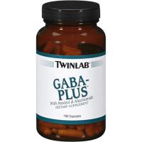 Twinlab GABA Plus
