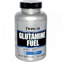 Twinlab Glutamine Fuel Caps (120 капc)