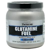 Twinlab Glutamine Fuel Powder (500 гр)