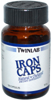 Twinlab Iron Caps (100 капс)