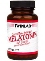 Twinlab Melatonin (60 капc)