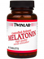 Twinlab Melatonin (60 капc)