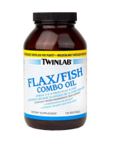 Twinlab Flax Fish Combo Oil
