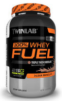 Twinlab 100% Whey Protein Fuel (0.9кг)