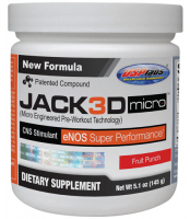 USPLabs Jack3d Micro (146 гр)
