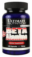 Ultimate Nutrition Beta Alanine 750mg