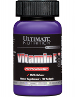 Ultimate Nutrition Vitamin E