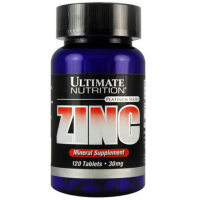 Ultimate Nutrition Zinc (120 таб)