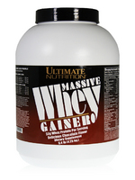 Ultimate Nutrition Massive Whey Gainer (4.25кг)