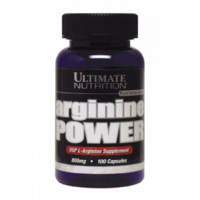Ultimate Nutrition Arginine Power 800 mg (100 капс)