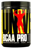 Universal Nutrition BCAA Pro (100 капс)