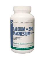 Universal Nutrition Calcium Zinc Magnesium