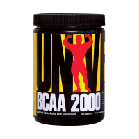 Universal Nutrition BCAA 2000 (120 капс)