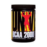 Universal Nutrition BCAA 2000 (120 капс)