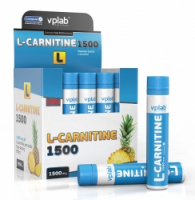 VP Laboratory L-Carnitine 1500mg (20ампул)