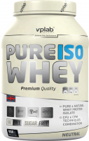 VP Laboratory Pure ISO Whey (908 гр)