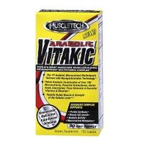 MuscleTech Vitakic (150 таб)