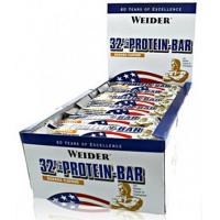 Weider 32% Protein Bar (24 шт х 60 гр)
