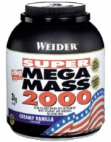 Weider Mega Mass 2000 (3 кг)