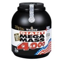 Weider Mega Mass 4000 (3 кг)