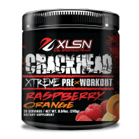 Xcel Sports Nutrition CrackHead Xtreme Pre-Workout (245 гр)