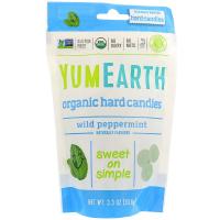 YumEarth Organic Hard Candies - Органические леденцы