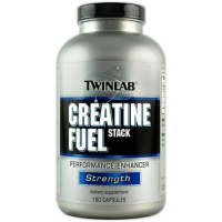 Twinlab Creatine Fuel (300 капс)