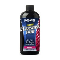 Dymatize Liquid L-Carnitine 1100 (0.473мл)