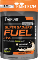 Twinlab Super Gainers Fuel Pro (5.4 кг)
