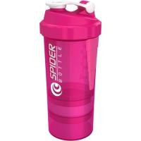 SpiderBottle Mini2Go HER (500 мл) розовый